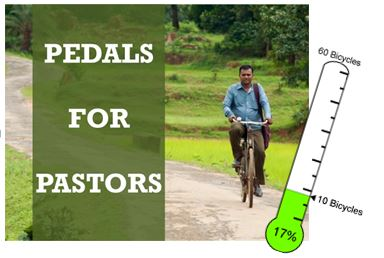 Pedals for Pastors