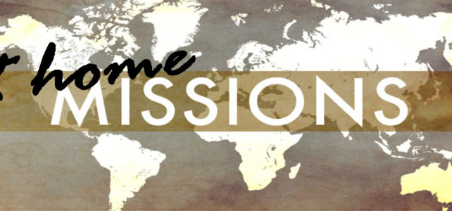 at home Missions: Dream Center
